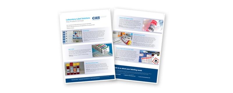 info sheet lab